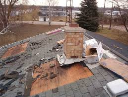 Roof with multiple layers of shingles